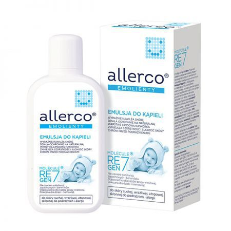 ALLERCO Emulsja do kąpieli 400ml