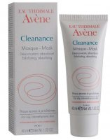 AVENE CLEANANCE MASK MASECZKA - PEELING 50ML