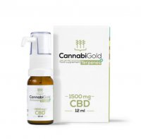 CANNABIGOLD TERPENES+ OLEJ Z CBD 1500 MG 12 ML
