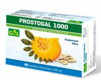 GAL PROSTOGAL 1000 1300 MG OLEJ Z PESTEK DYNI 80