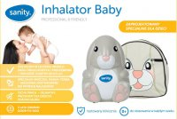 Inhalator Baby SANITY model Króliczek