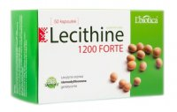 LECITHINE FORTE LECYTYNA FORTE 1200MG 50kaps.