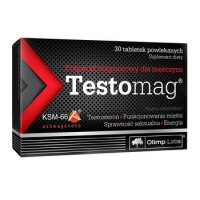 OLIMP TESTOMAG MAGNEZ MEN CYNK WIT B6  30 TABLETEK