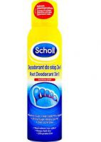 SCHOLL DEZODORANT DO STÓP 3W1 AREOZOL 150ML