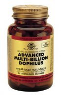 SOLGAR ADVANCED MULTI-BILLION DOPHILUS FLORA BAKTERYJNA 60kaps.